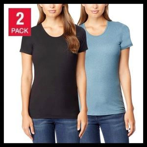 NWT 32 Degrees Cool 2 Pack Short Sleeve